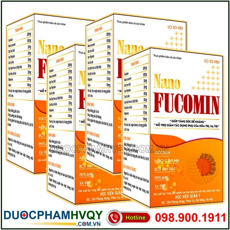 nano-fucomin
